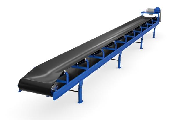 Ленточный транспортер купить в омске конвейер скребковый транспортер